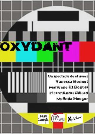 Affiche d'Oxydant
