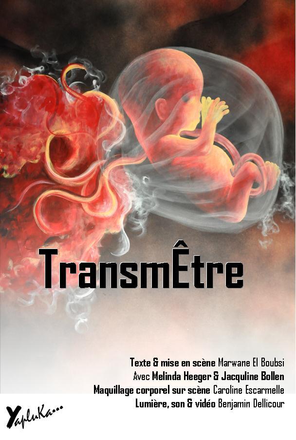 Affiche de TransmÊtre, Belgique 2015