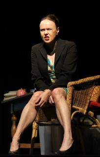 Jacqueline Bollen dans TransmÊtre à l'Escale du Nord, février 2015